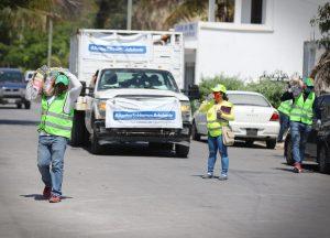 Anuncia Laura Fernández entrega de nuevas despensas a familias de la cabecera municipal
