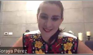 Gobierno de Tabasco y alcaldes no deben ocultar información a ciudadanos: Soraya Pérez