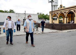 Renán Barrera destaca el papel de los módulos de salud del Ayuntamiento de Mérida