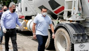 Ayuntamiento de Mérida refuerza el programa de bacheo y mantenimiento vial