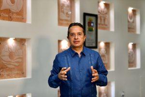 Reanudar gradualmente las actividades económicas en Quintana Roo permitirá avanzar en la recuperación de los empleos perdidos: Carlos Joaquín