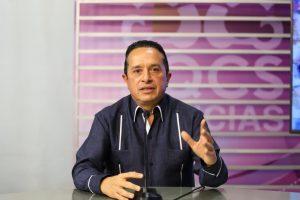 En Quintana Roo enfrentamos dos tareas; recuperar la prosperidad e impedir que la epidemia se repita: Carlos Joaquín