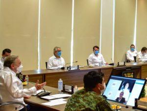 En Campeche se trabaja en equipo para garantizar salud de la población: Aysa