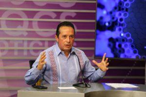 Participa Carlos Joaquín en una reunión nacional para la reactivación del turismo