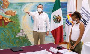 Isaac Janix es secretario general de Gobierno en Cancún por mayoría de votos