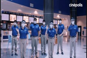Cinépolis prepara su regreso con la 'Nueva Normalidad'
