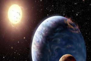 Encuentran planeta parecido a la tierra a 3 mil años luz de nuestro sistema solar