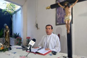 Iglesia Católica en Tabasco no retomará misas el 28 de junio; será hasta que bajen los contagios: Obispo