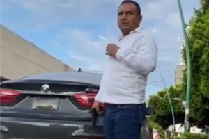 Escolta de la hija del gobernador de Chiapas dispara contra expareja de la joven