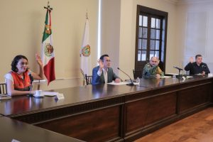 Gobierno de Veracruz presenta plan operativo para temporada de lluvias y ciclones tropicales