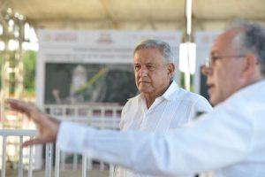 Proyecto del Istmo implicará inversión de 20 mil mdp: AMLO