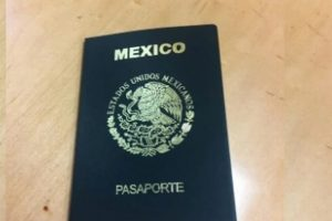 Tramita un pasaporte de emergencia durante pandemia de COVID-19