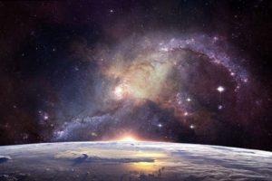 NASA revela imágenes inéditas de un 'cielo alienígena'