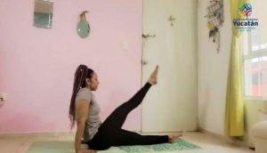 Realizó IDEY Reto Fitness Live, por seis horas de transmisión en Yucatán