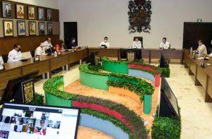 Aysa firma solicitud de declaratoria de desastre e instala Comité de Evaluación de Daños