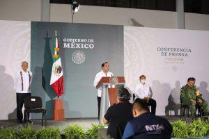 El gobernador Mauricio Vila solicita a López Obrador revisar las altas tarifas de luz en Yucatán