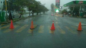 Más de 560 mil litros de aguas pluviales se han desaguado en Mérida