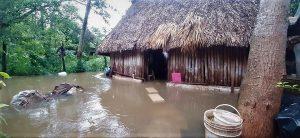 """Se mantiene la Alerta Naranja en algunos municipios de Yucatán por """"Cristóbal"""""""