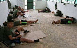 Reprueba Sedena trato inhumano a personal militar exhibido en redes sociales