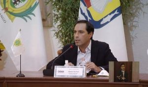 Las finanzas de Yucatán igual se han visto afectadas con el confinamiento: Vila