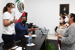 Retoman iniciativa de sesiones fuera del Recinto Legislativo de Yucatán