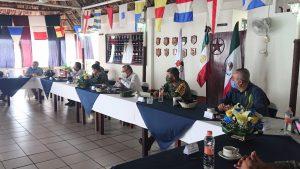 Encabeza Adán Augusto reunión de Mesa de Seguridad y Justicia en Frontera
