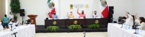 Aprueban en Comisión sesiones fuera del recinto Legislativo en Yucatán