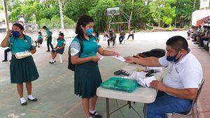 Becas a estudiantes de Educación Media Superior será en línea por COVID en Yucatán