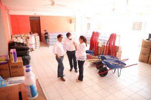 Más yucatecos se ven beneficiados con el Programa Emergente de Apoyo Comunitario