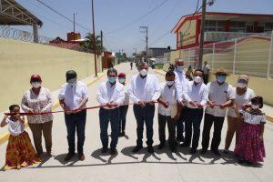 Entrega Adán Augusto obras por 31.9 mdp en comunidades de villa Tamulté de las Sabanas