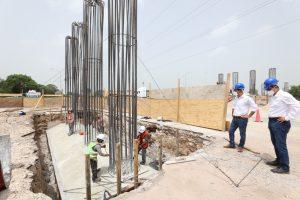 El gobernador de Yucatán, Mauricio Vila impulsa proyectos de obra pública que generan derrama económica