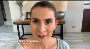 La CFE realiza cortes masivos en plena pandemia en Tabasco: Soraya Pérez