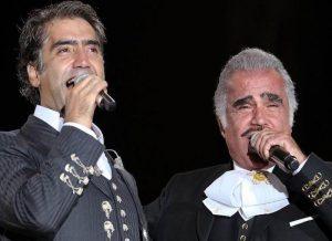 """Vicente y El Potrillo, juntos otra vez con """"Mentí"""""""