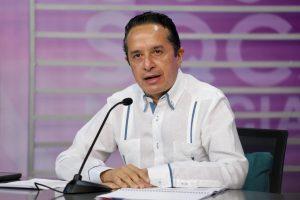 Cumplir con las medidas sanitarias y de prevención, evita tener rebrotes y permite avanzar en la reactivación gradual de la economía: Carlos Joaquín