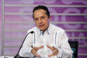 El inicio gradual de las actividades productivas permitirá recuperar la generación de empleos, el desarrollo y crecimiento económico en Quintana Roo: Carlos Joaquín