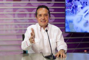 """Carlos Joaquín explicó en detalle cómo funcionará la estrategia """"Reactivemos Quintana Roo"""", dentro del plan """"Juntos Saldremos Adelante"""""""