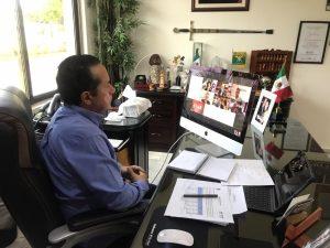 Se espera una recuperación turística del 50 al 60 por ciento a fin de año: Carlos Joaquín