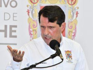 Más de 113 mil familias beneficiadas con el subsidio eléctrico en Campeche