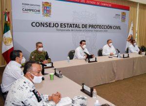 Ayuda a población de Campeche es para atender necesidades, no para hacer política: Aysa