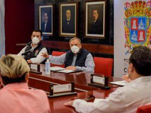 """Próxima semana se suspende """"Ley Seca"""" e iniciará la reactivación económica en Campeche: Aysa"""