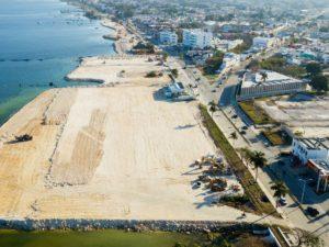 Ampliación del Malecón en Campeche estará lista en el mes de agosto