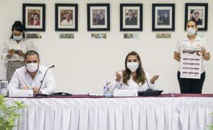 Frontal combate a la corrupcion en gobierno de Benito Juárez