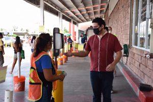 Pide Mara a cancunenses respetar mediadas sanitarias por el bien común