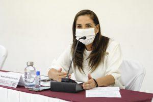 Trabajo coordinado para combatir el sargazo en Cancún