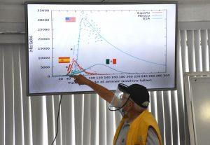 Previenen COVID19 en municipio de Benito Juárez con entornos saludables