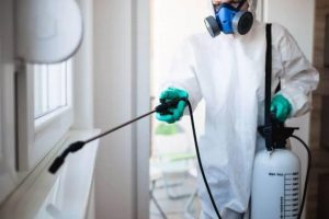 Amonio cuaternario elimina de manera eficaz y segura el COVID-19 en superficies