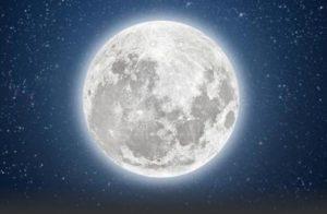 No te pierdas el eclipse «Luna de trueno» este fin de semana»