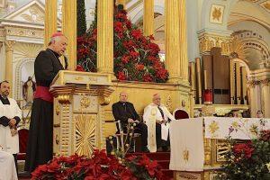 Renuncia el Obispo de Córdoba, Veracruz