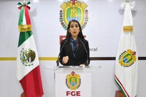 Comparto postura de las rectoras de detener violencia contra las mujeres: Fiscal de Veracruz