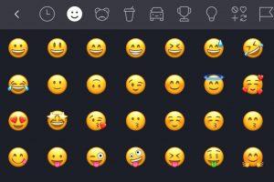 Cómo encontrar de manera rápida un emoji en tu celular